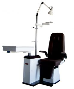 Ophthalmic Equipment Chair Unit Compact